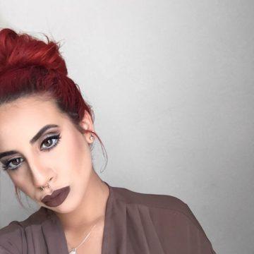 Bold Brown Lip