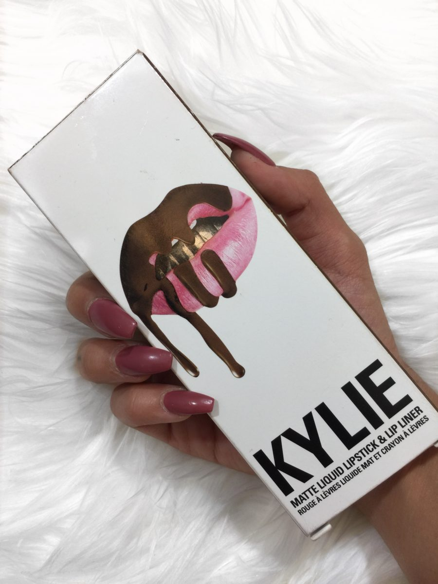 Kylie Cosmetics True BrownK LipKit