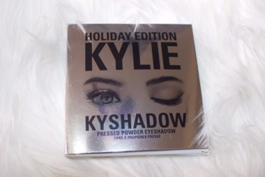 Holiday Kyshadow Palette