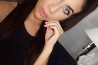 Soft Pink Glam Makeup