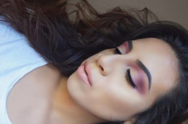 Nude Plum Cut Crease Eyeshadow