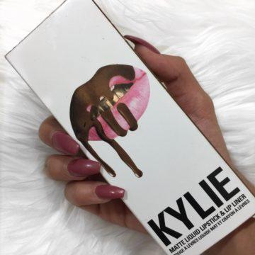 Kylie Cosmetics True BrownK LipKit