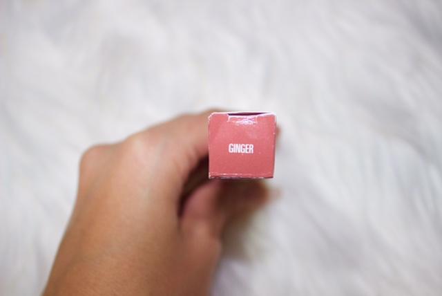 Kylie Cosmetics Liquid Lipstick Ginger