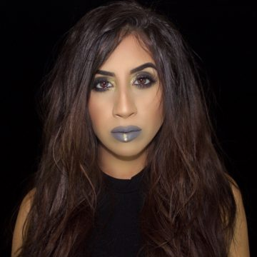 Sexy Coachella Makeup 2017