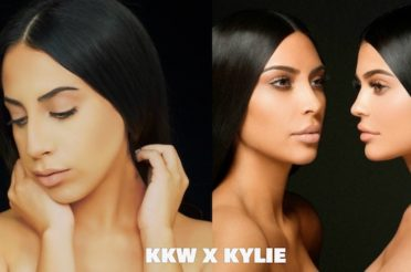 KKW X KYLIE COSMETICS INSPIRED CAMPAIGN MAKEUP