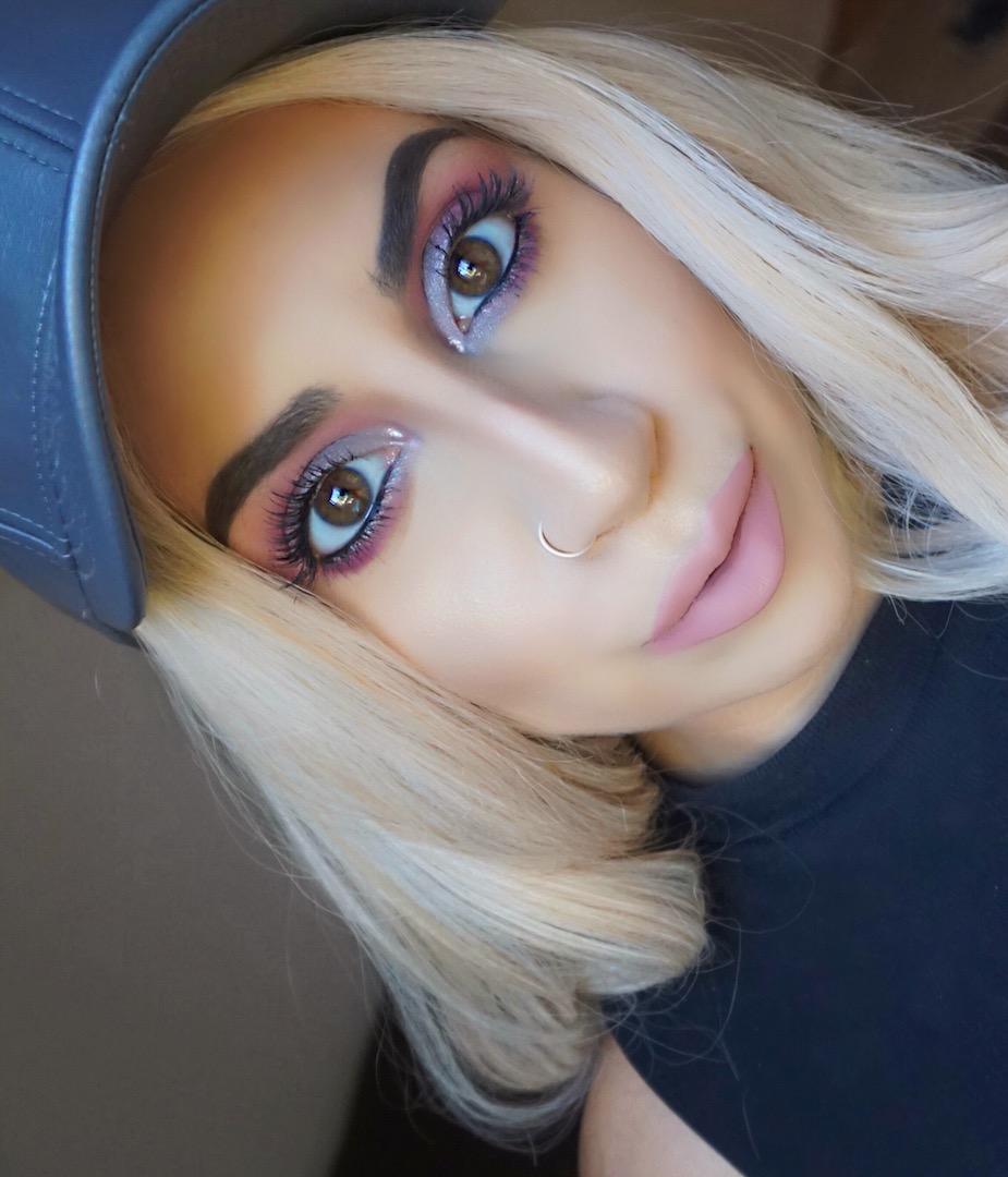 Colorful Smokey Eye
