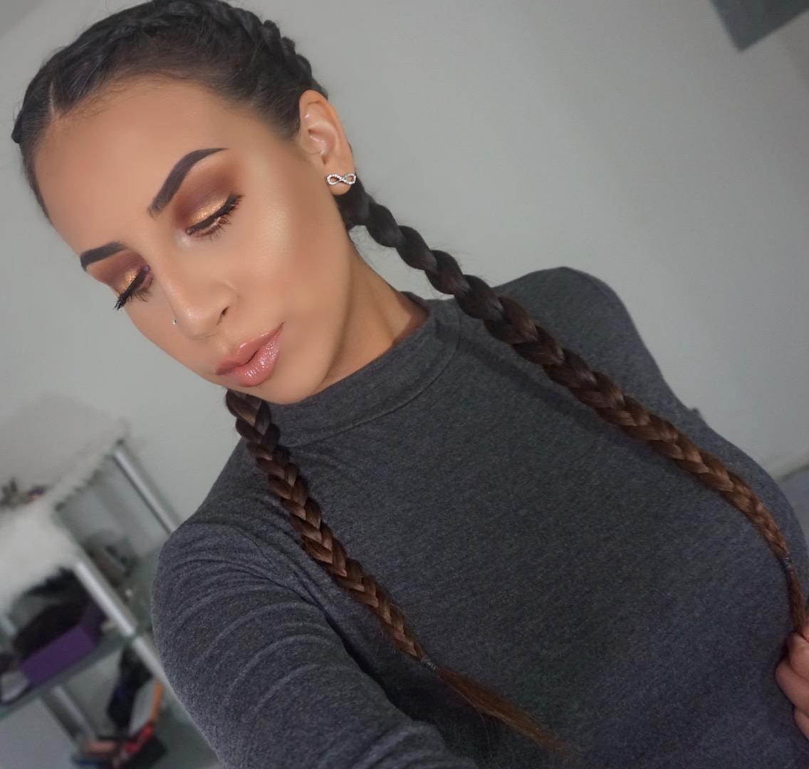 Easy Fall Makeup 2017