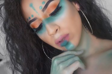 Indian Inspired 2018 Festival Makeup Look