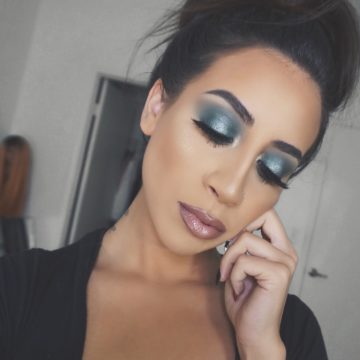 MorpheXJaclynHill The Vault – Dark Magic Palette